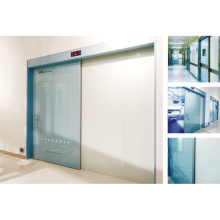 Automatic Hermetic Sliding Doors for X-ray Rooms