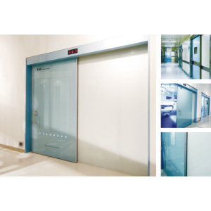 Aluminum Panels for Hermetic Doors