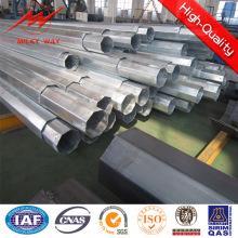 Французский Стандарт 12м 500-1500dan стальные полюсы фактор безопасности 2.1