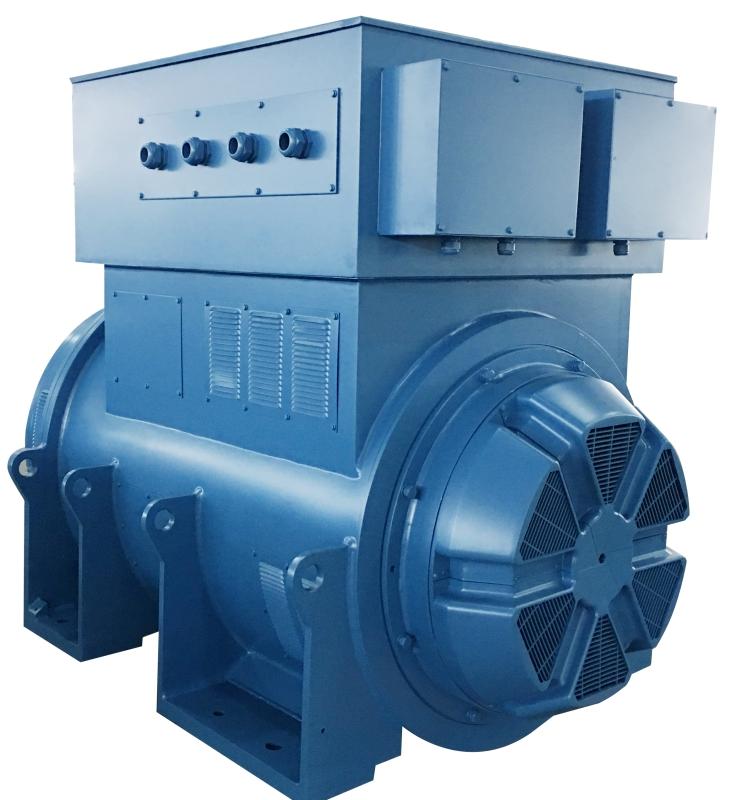 3 Phase Brushless Synchronous Generators