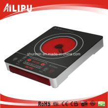 Aprovação CB / Ce preço barato e boa qualidade 2000W Único queimador Hi-Light fogão Sm-Dt203