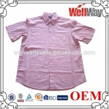 Many Colors Choice Oem Service Linen Cotton Blend Shirts