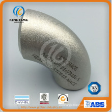 Stainless Steel Wp316/316L 90d Lr elbow Butt Weld Fitting with TUV (KT0235)