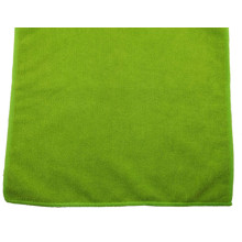 Microfiber Warp Knitted Fabric Cleaning Car Towel