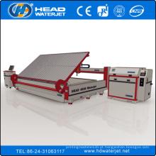 Máquina de corte de corte de forma intrincada de fornecedor de China