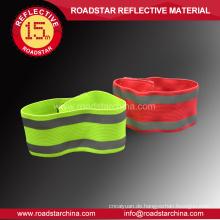 Hochwertige elastische reflektierende Armbinde für den Radsport