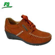 ladies spanish leather shoes,orange dress shoes,comfortable shoes