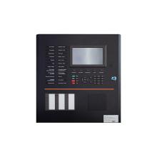 Señal de panel de control de alarma contra incendios