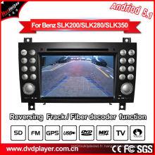 Hl-8801 Lecteur DVD à écran tactile pour Benz Slk