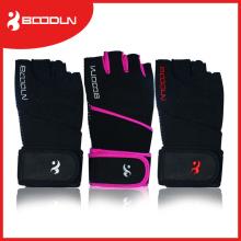 Benutzerdefinierte Gym Handschuhe mit langen Handgelenk für Weightlting verwendet