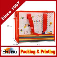 Promoção embalagem de compras não tecidos saco (920065)