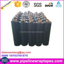 Negro Cinta de conductos / cinta de PVC Cinta adhesiva de tubos