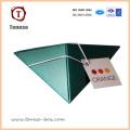 Kundengebundene Verpackungs-Geschenk-Papier-Kasten für Süßigkeit / Schokolade