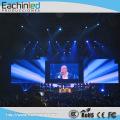 Écran d'affichage visuel audio portable de LED