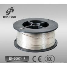 alambre de soldadura del acero inoxidable del tig 321 del producto de alta calidad