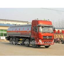 Dongfeng tianlong 8 * 4 fabricante de camiones químicos