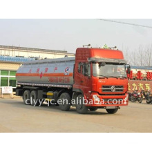 Dongfeng tianlong 8*4 chemical truck manufacturer