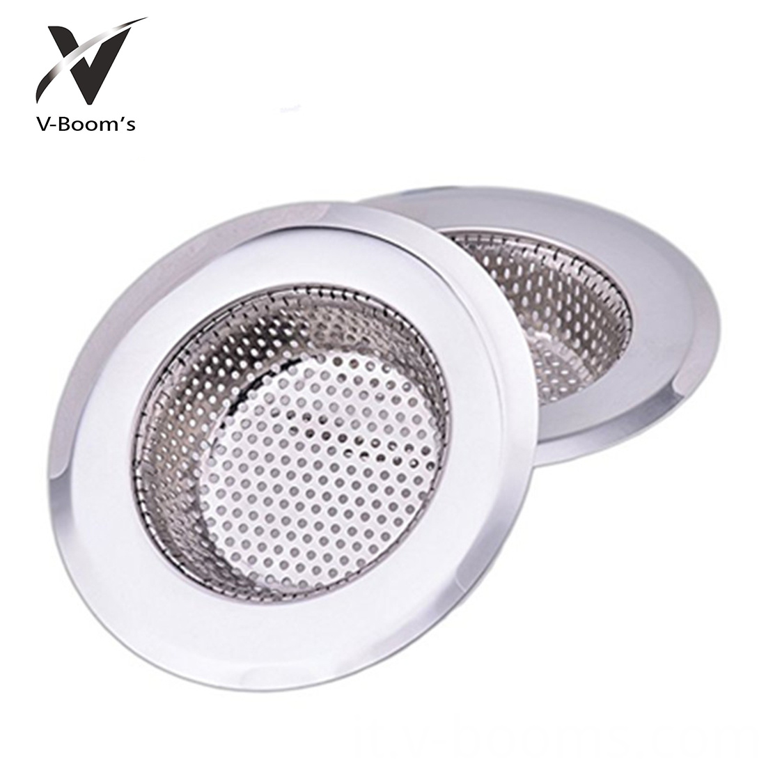 Stainless Steel Sink Drain Strainer Basket