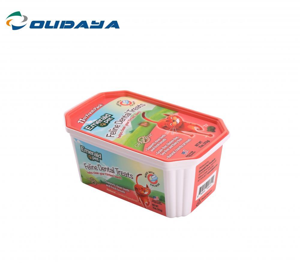 Iml Plastic Container
