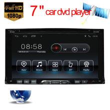 Car Audio Reproductor de DVD universal 3G WiFi 1080P HD