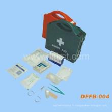 Bonne qualité Kit de premiers soins de survie médicale