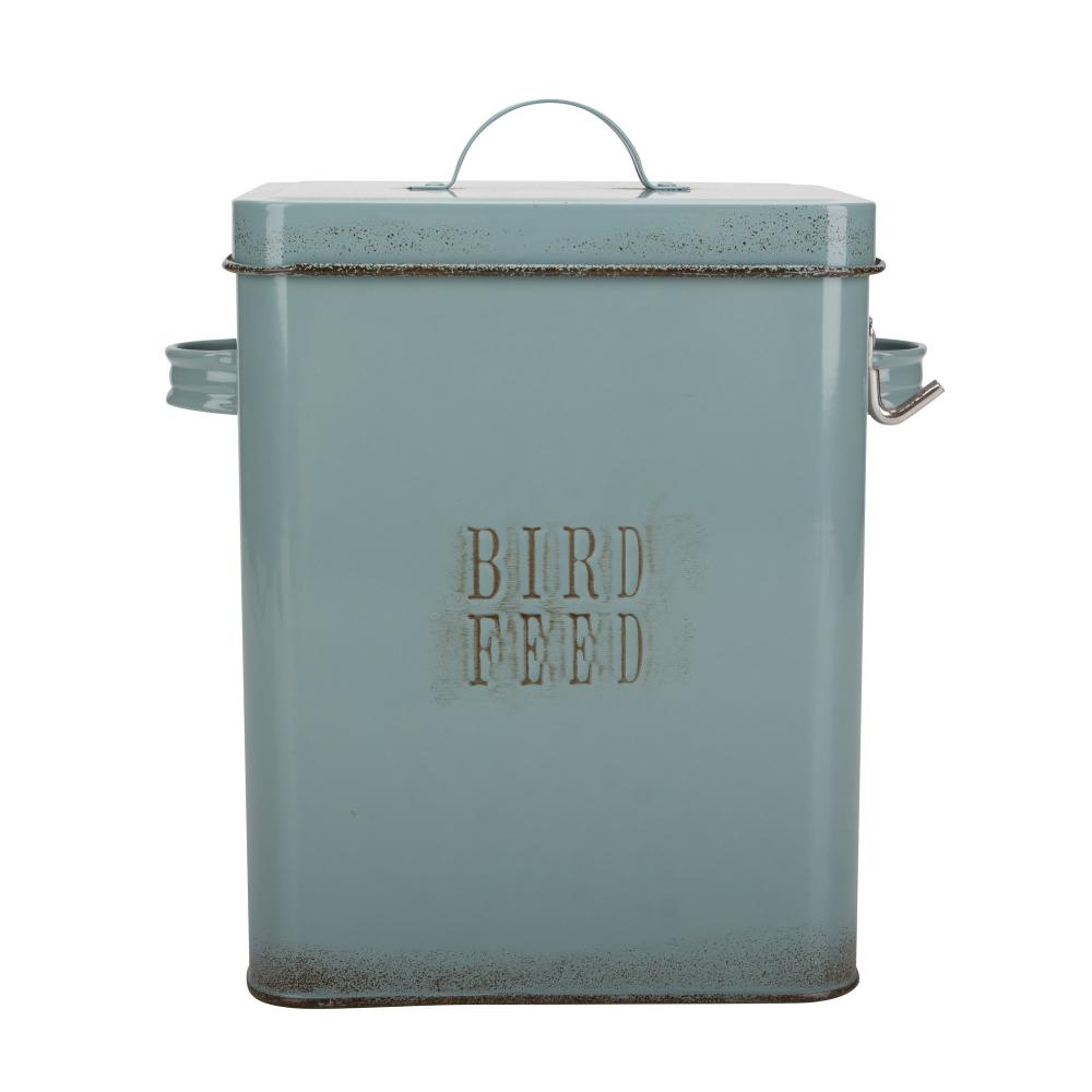 Bird Feed Box Storage Container