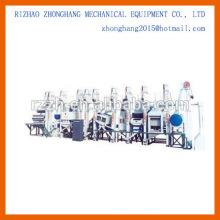 Завод по производству рисовой муки MCHJ