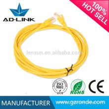 Cordon de raccordement Cat6 2m 3m 5m, câble de réseau LSZH cat6 stp