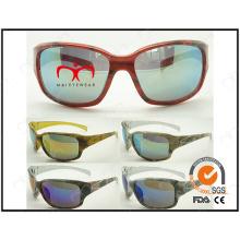 Beautiful Design New and Fashion with Hot Stamp Sports Sunglasses (WSP506199)