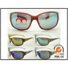 Красивый дизайн и мода с горячими спортивными солнцезащитными очками (WSP506199)