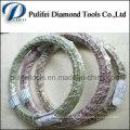 Plastik-PVC-Diamantseil sah für Granit-Ausschnitt