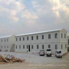 Edificio modular en contenedor para aplicaciones residenciales