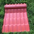 Excellentes tuiles de toit synthétiques espagnoles UPVC à isolation thermique