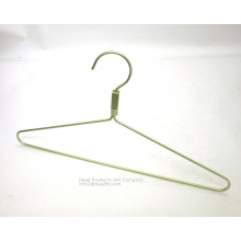 Hh Brand Ah4223 Metal Wire Clothes Coat Hangers for Wholesale