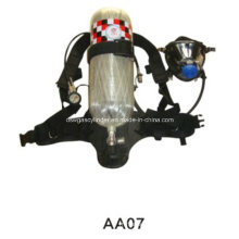 9L Scba Aparelho Respiratório com Cilindro de Fibra de Carbono
