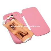 Sublimation Rubber/Silica Gel Flip Phone Case S3