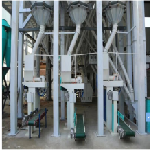 150tons ng Wheat Flour Mill Machine Plalnt