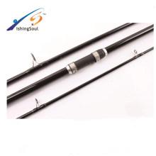 SFR082 Flans de carbone pas cher matériel de pêche surf casting canne à pêche
