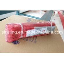 Fibres synthétiques duplex de fibre 100% polyester