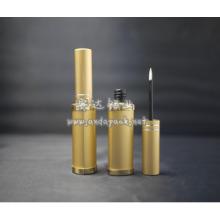 tubo de alumínio delineador dourado