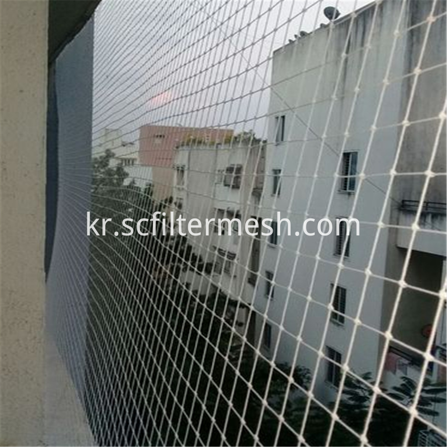 Hdpe Building Bird Net