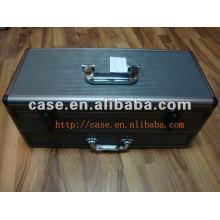 алюминиевый ящик для инструмента с ящиком