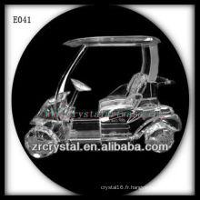 Modèle de trafic de cristal délicat E041