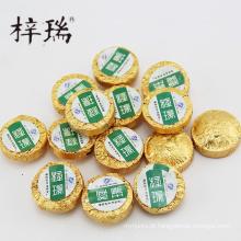 Sabor de Osmanthus Comprimido Puerh chá Yunnan pu'er mini tuocha chá