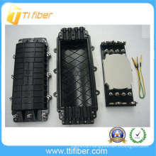 48 core Four inlets/outlets Horizontal/inline type Fiber Optic Splice Closure