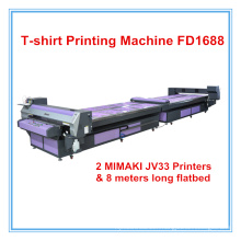 Digital Textile T-Shirt Printing Machine