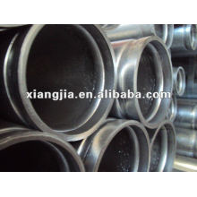 Hot dipped galvanized steel Pipe( Double Groove End)