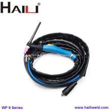 HAILI WP 9V Tig Горелка с клапаном
