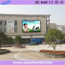 3 en 1 pantalla de publicidad P8 LED Matrix 36kg / gabinete