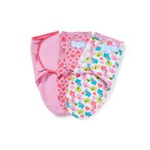 cute baby swaddle blanket infant swaddle adjustable muslin